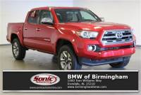 2017 Toyota Tacoma Limited V6 Truck Double Cab in Irondale