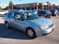 Pre-Owned 2008 Ford Focus S FWD S 4dr Sedan