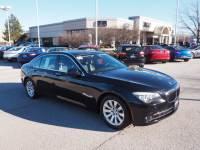 Pre-Owned 2009 BMW 750Li 750Li RWD 750Li 4dr Sedan