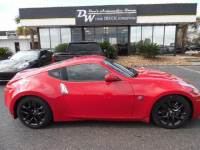 2016 Nissan Z 370Z Coupe Touring 6MT