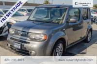 Pre-Owned 2009 Nissan Cube 1.8 S FWD 4D Station Wagon