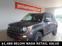 PRE-OWNED 2016 JEEP RENEGADE TRAILHAWK 4X4 4WD