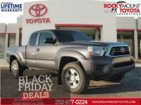 Pre-Owned 2014 Toyota Tacoma PreRunner RWD 4D Access Cab