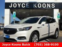 Used 2018 Buick Enclave Premium SUV for sale in Manassas VA