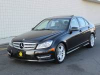 2013 Mercedes-Benz C-Class AWD C 300 Sport 4MATIC 4dr Sedan