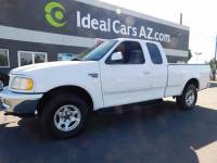 1998 Ford F-150 3dr XL 4WD Extended Cab SB