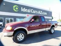 1997 Ford F-150 3dr XL 4WD Extended Cab SB