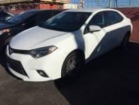 2014 Toyota Corolla LE AUTOWORLD (702) 452-8488