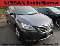 Certified Pre-Owned 2015 Nissan Sentra SR FWD Sedan