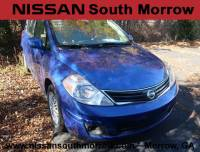 Certified Pre-Owned 2012 Nissan Versa 1.8 S FWD Hatchback