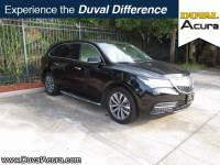 Used 2014 Acura MDX For Sale | Jacksonville FL