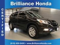 Certified Pre-Owned 2015 Honda CR-V EX 4D Sport Utility AWD