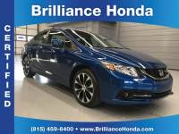 Certified Pre-Owned 2013 Honda Civic Si 4D Sedan