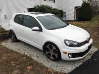 2012 Volkswagen GTI PZEV 2dr Hatchback 6M w/ Convenience and Sunroof