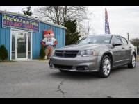 2013 Dodge Avenger R/T 4dr Sedan