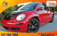 2008 Volkswagen New Beetle S 2dr Coupe 6A