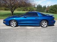 1996 Pontiac Firebird Trans Am 2dr Hatchback