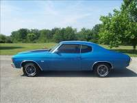 1972 Chevrolet CHEVELLE SS SS