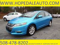 2010 Honda Insight EX 4dr Hatchback