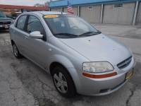 2006 Chevrolet Aveo LS 4dr Sedan