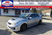 2013 Subaru Impreza AWD WRX 4dr Sedan