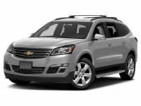 2017 Chevrolet Traverse UP SUV