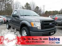 PRE-OWNED 2014 FORD F-150 XL RWD TRUCK