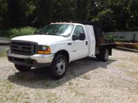 1999 Ford F-450 Sd 7.3 Diesel Winch Cabl 7,000Lbs Cable Winch Outriggers