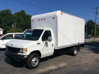 2000 Ford E-450 Sd 13Ft Box Truck 7.3 Di 13Ft Box Truck 7.3 Diesel