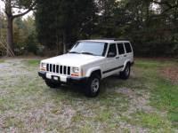2001 Jeep Cherokee 4X4 Sport 4-Dr 4X4