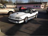1992 Ford Mustang GT Conv. SUPERCHARGED