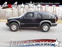 1999 Chevrolet Blazer 2-Door 4WD 4-Speed Automatic