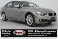 Certified Used 2017 BMW 320i near Denver, CO