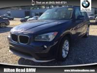 2015 BMW X1 xDrive28i * One Owner * Navigation * Back-up Camer SUV All-wheel Drive