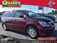 2010 Honda Odyssey EX-L Mini-Van