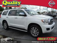 2015 Toyota Sequoia 4x2 Limited SUV