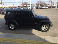 Used 2011 Jeep Wrangler Unlimited Sport For Sale Oklahoma City OK