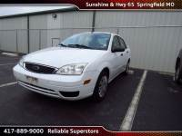 2007 Ford Focus S Sedan FWD For Sale in Springfield Missouri