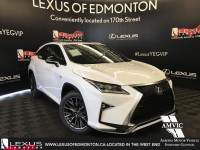 Pre-Owned 2017 Lexus RX 350 DEMO UNIT - F SPORT SERIES 2 All Wheel Drive 4 Door Sport Utility