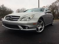 Used 2011 Mercedes-Benz CLS CLS 550
