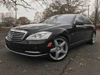 Used 2012 Mercedes-Benz S 550 S 550