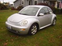 2002 Volkswagen New Beetle GLS 2dr Coupe