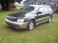 2001 Subaru Outback AWD 4dr Wagon w/Weather Pkg