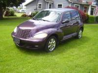 2004 Chrysler PT Cruiser Limited Edition Turbo 4dr Wagon