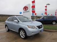 Used 2010 LEXUS RX 350 SUV FWD For Sale in Houston