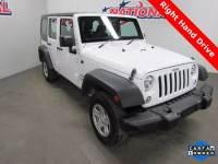 2015 Jeep Wrangler Unlimited Unlimited Sport RHD SUV   Jacksonville NC
