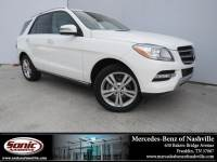 2015 Mercedes-Benz M-Class ML 350 RWD 4dr in Franklin