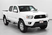 Certified Pre-Owned 2013 Toyota Tacoma DBL CAB 4WD V6 AT 4WD