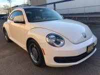 2013 Volkswagen Beetle 2.5L PZEV 2dr Coupe 6A w/ Sunroof