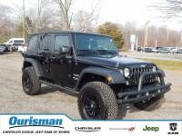 Used 2015 Jeep Wrangler Unlimited Sport 4x4 SUV in Bowie, MD